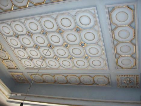 Tinteggiature milano monza brianza decorazione controsoffitti in cartongesso idea decor - Decorazioni in cartongesso ...