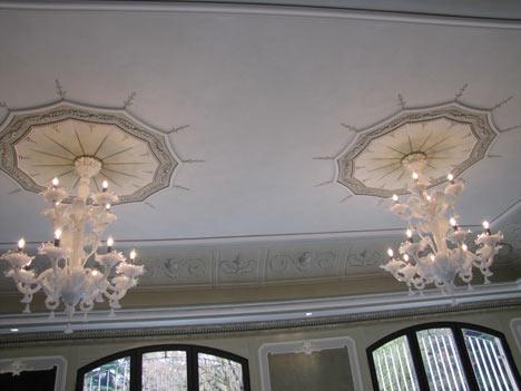 Tinteggiature milano monza brianza decorazione - Decorazioni soffitto ...